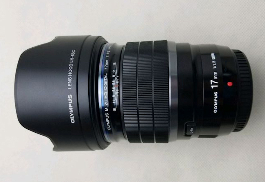 Olympus to announce 17mm f/1.2 and 45mm f/1.2 PRO lenses on October 26