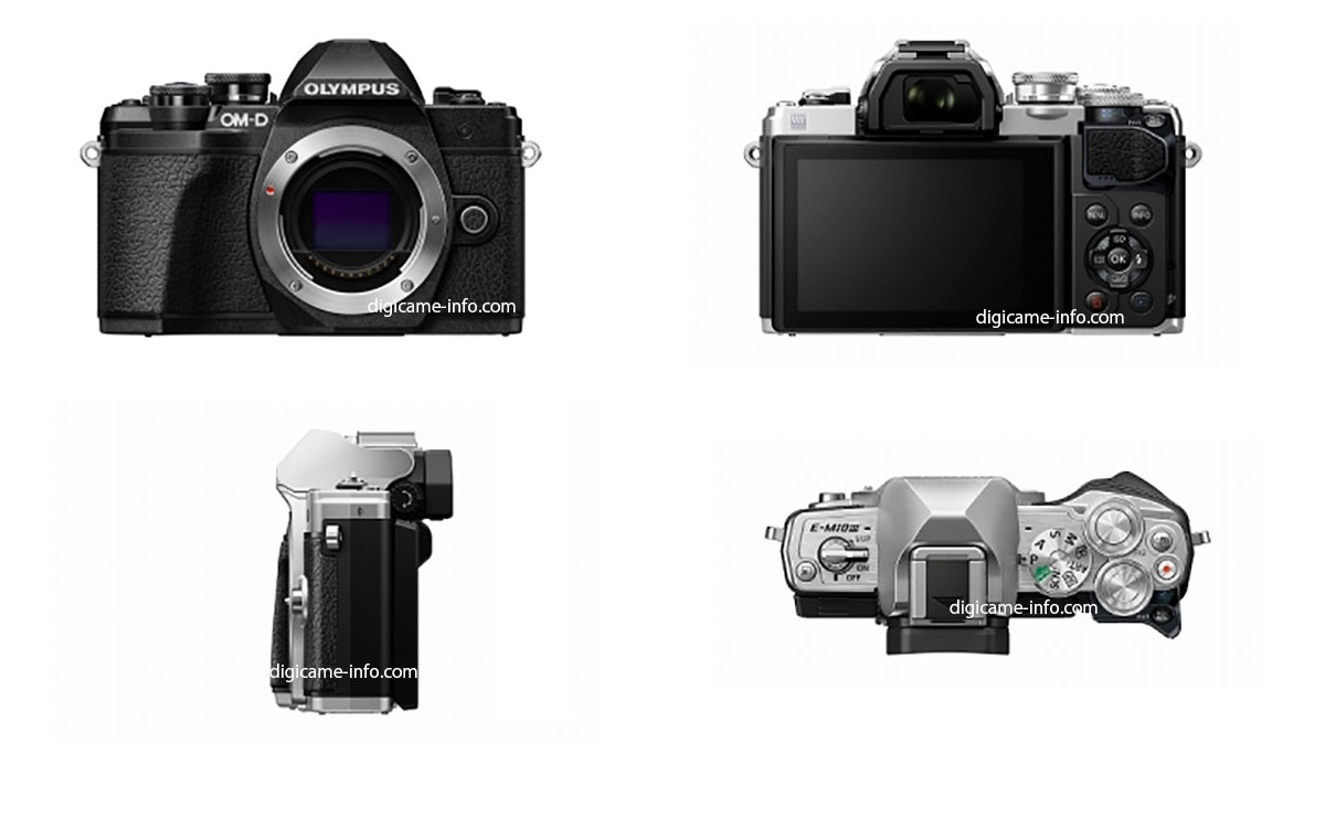 First Olympus OM-D E-M10 Mark III photos showed up online