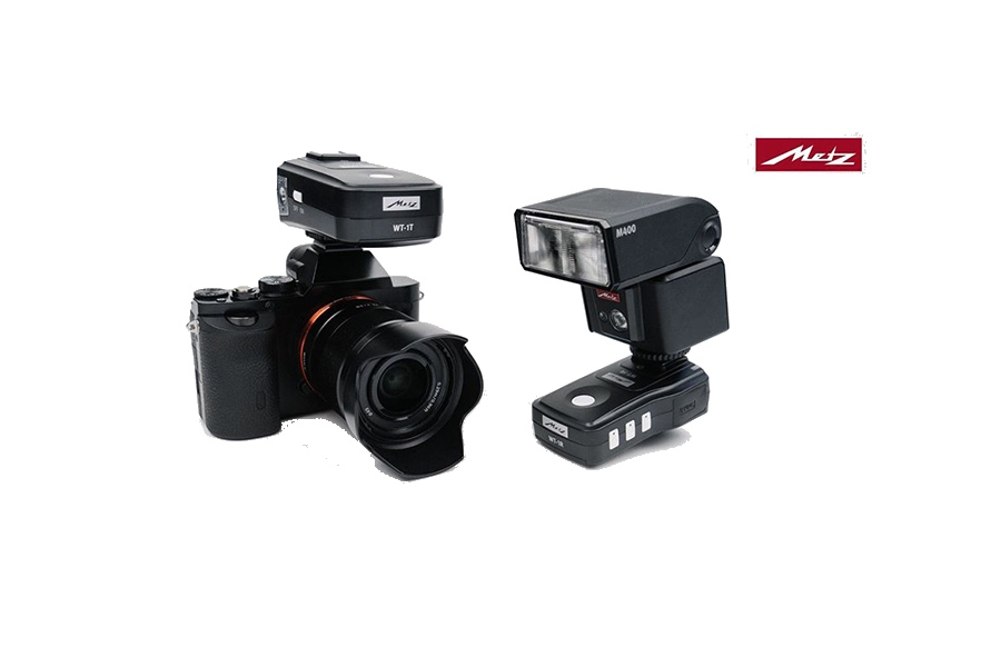 Metz  WT-1 radio control system for Sony announced