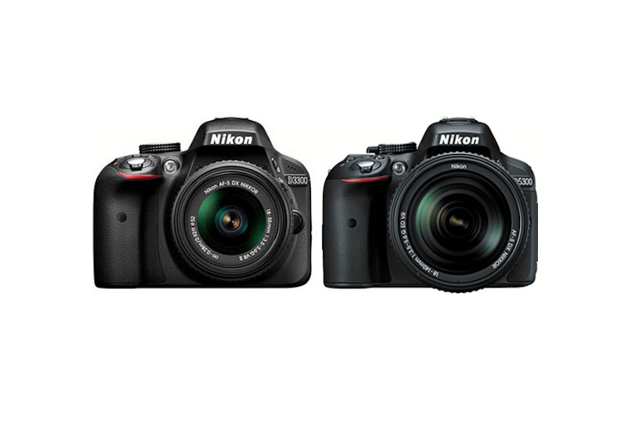 Nikon D3300 and D5300 firmware updates released