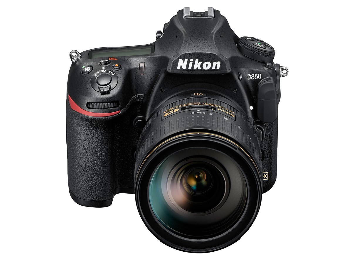 Nikon D850 Officially Announced, Price $3,299 - Daily ...