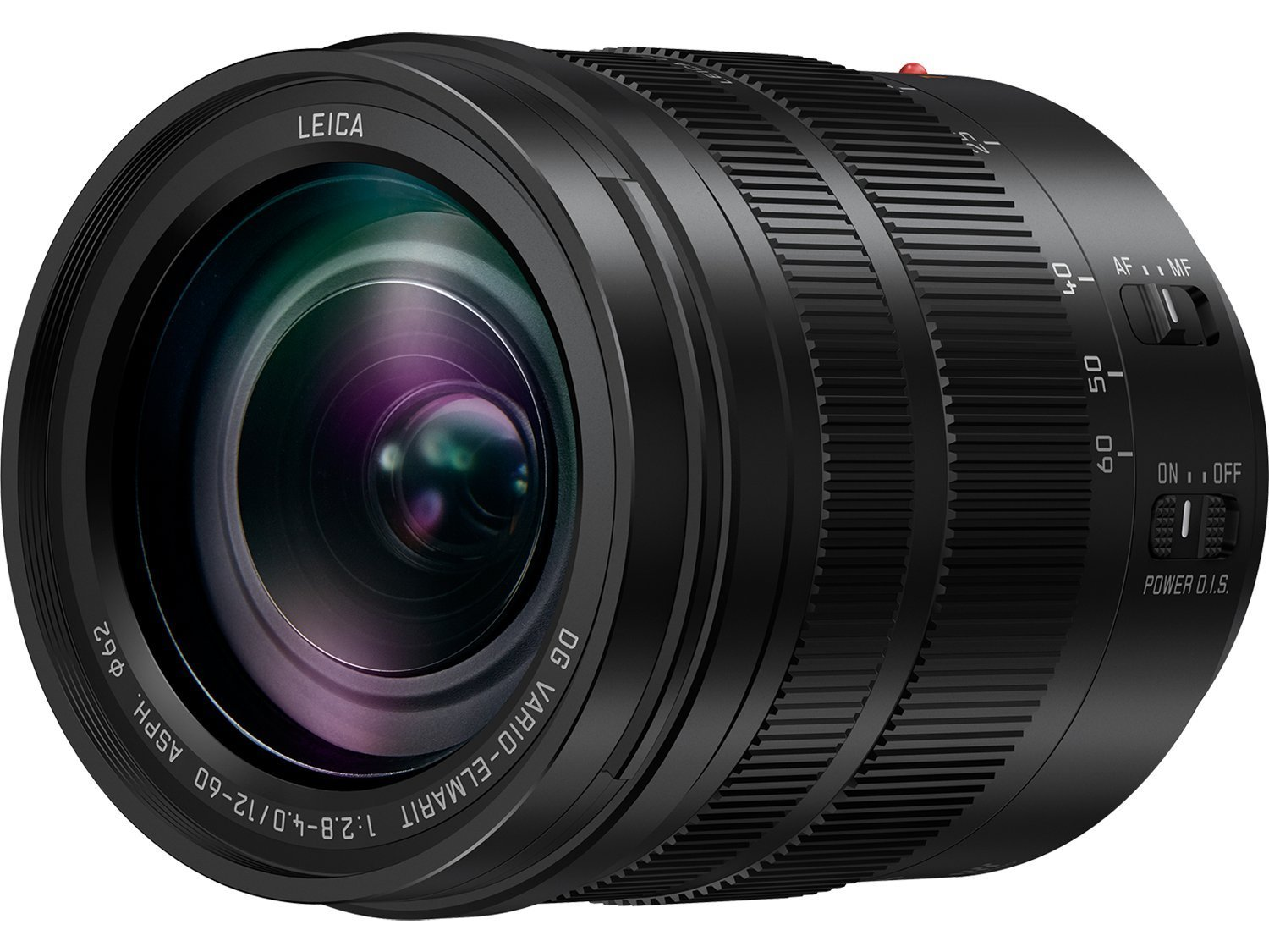 Panasonic Leica 12-60mm Lens Firmware Update V1.1