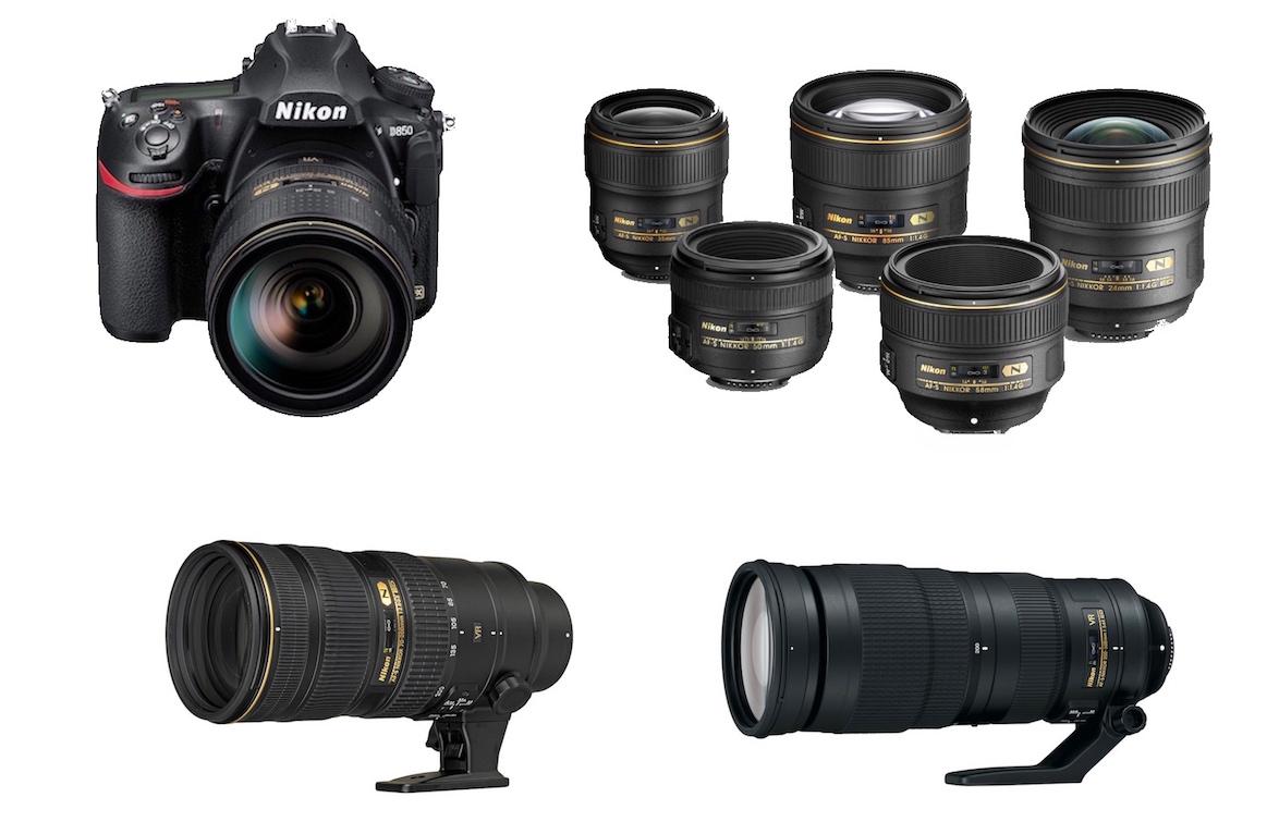 Best Lenses for Nikon D850 - Daily Camera News