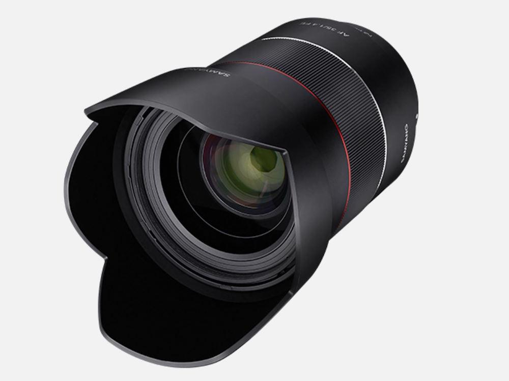 Budget-friendly Samyang AF 135mm FE Lens Coming in Late 2017