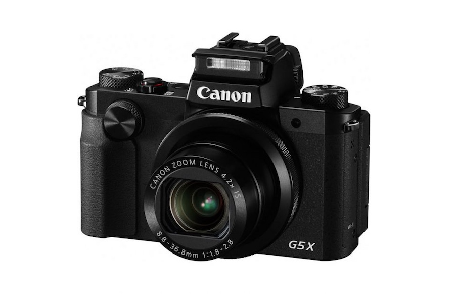 Canon G5X Mark II Coming with 1 inch-type 20.2MP Sensor