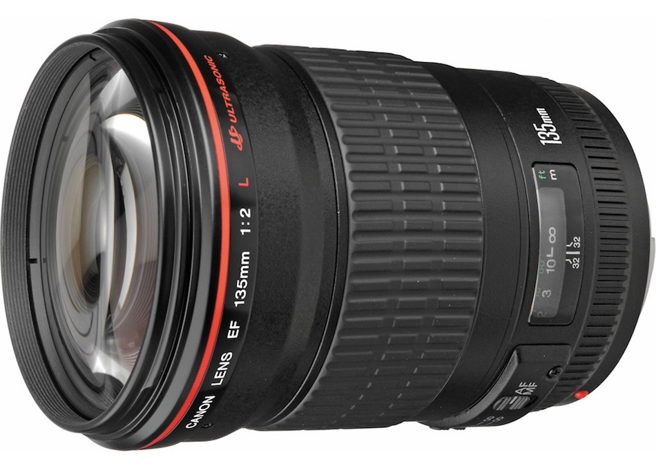 Canon EF 135mm f/2L IS USM lens to be announced at CP  2018