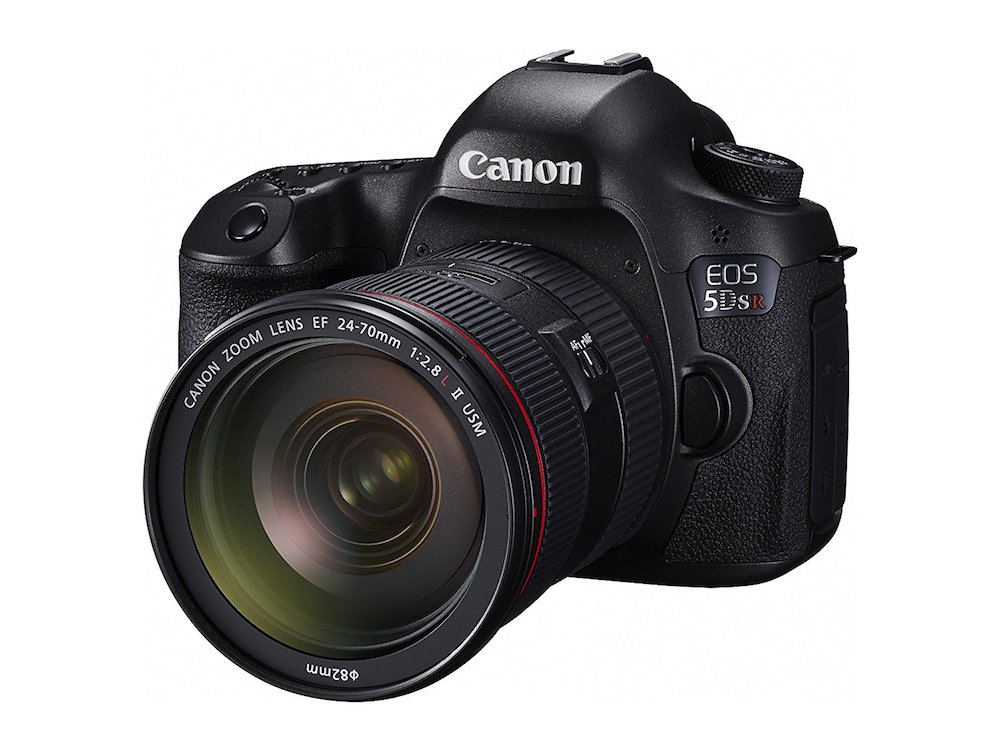 First Canon EOS 5DS R Mark II specs showed up on the web