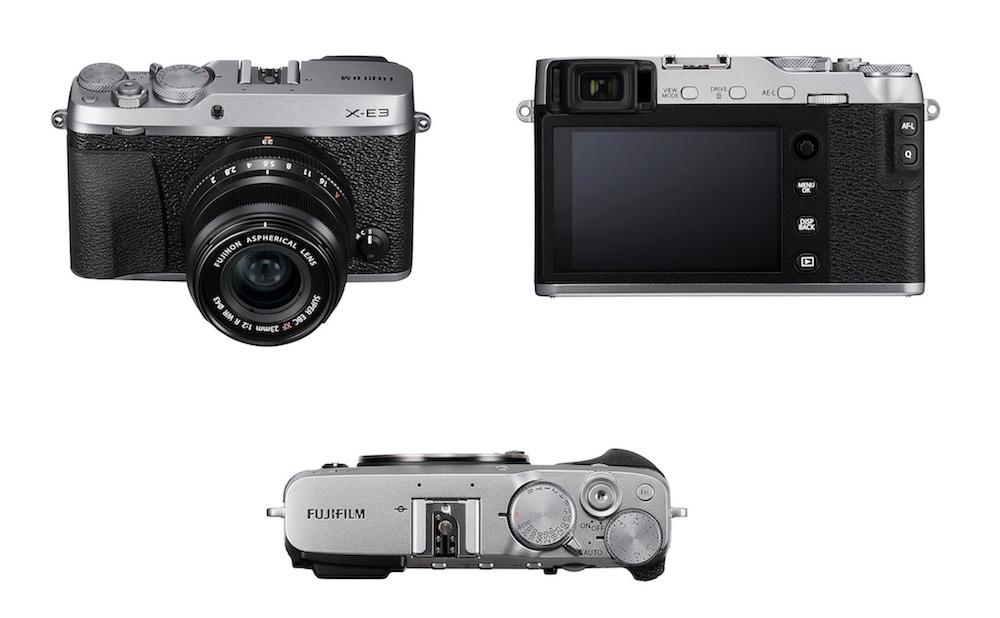 Fujifilm X-E3 vs X-T20 vs X-T2 vs X-E2S - Comparison