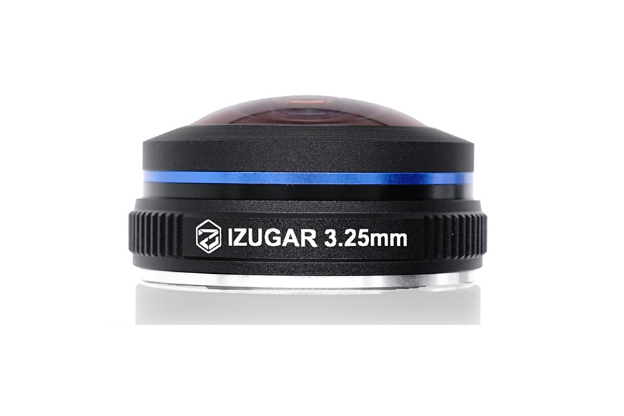 iZugar unveils 220-degree super fisheye lens for Micro Four Thirds