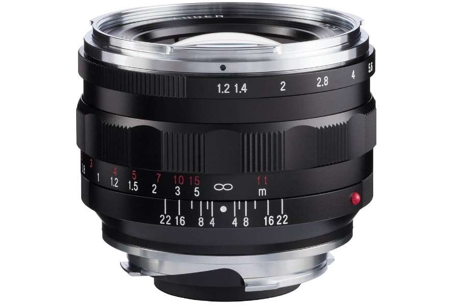 Voigtlander announces NOKTON 40mm f/1.2 lens for Leica M-mount