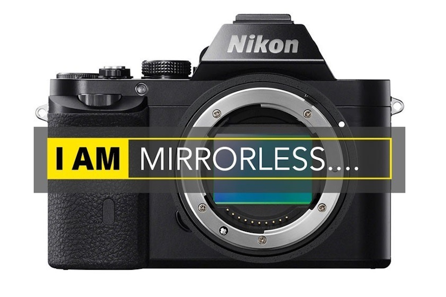 Nikon Full Frame Mirrorless Camera Rumore to Feature 45 MP Sensor
