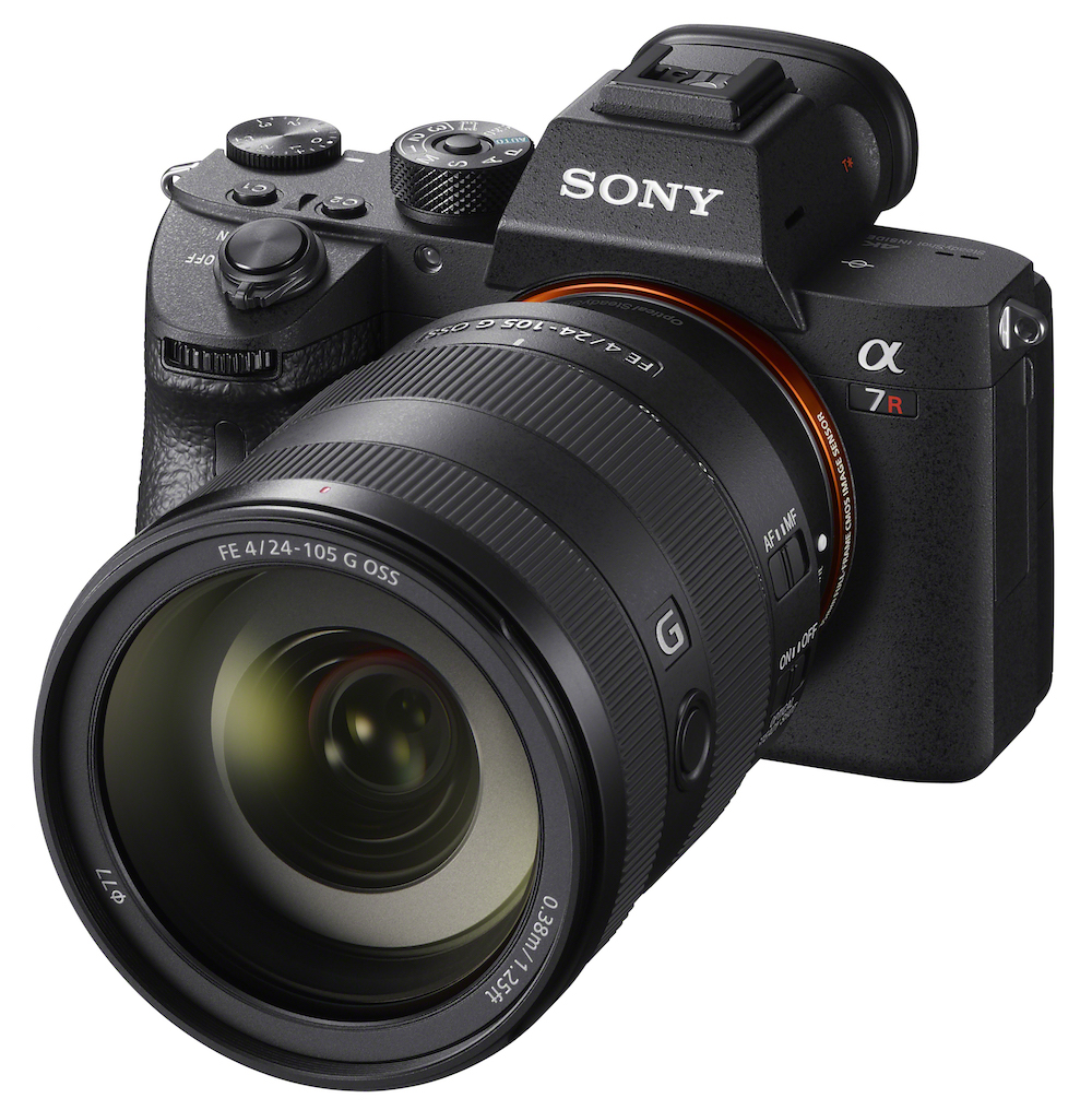 Sony A7R III announced with 10fps burst speed and longer battery life