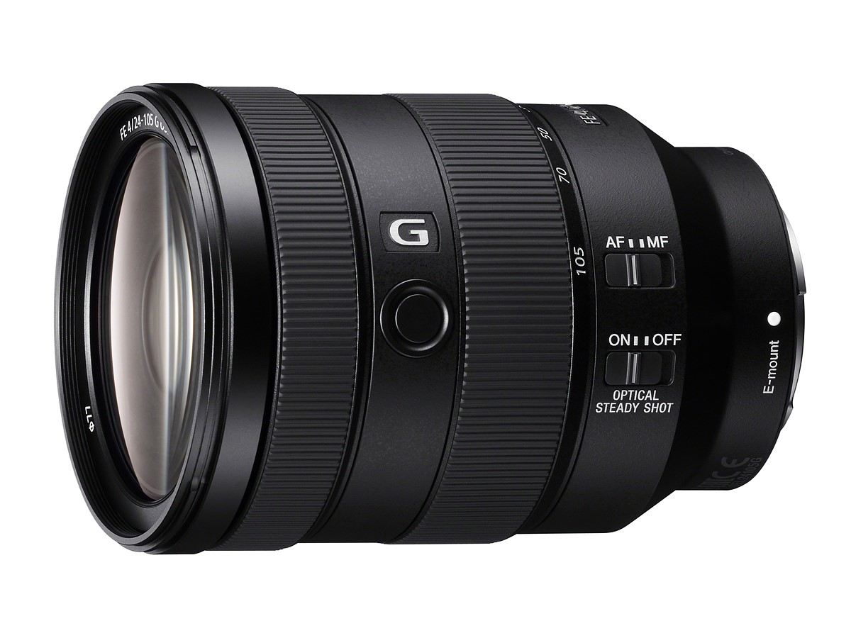 Sony FE 24-105mm f/4 G OSS Lens Officially Announced