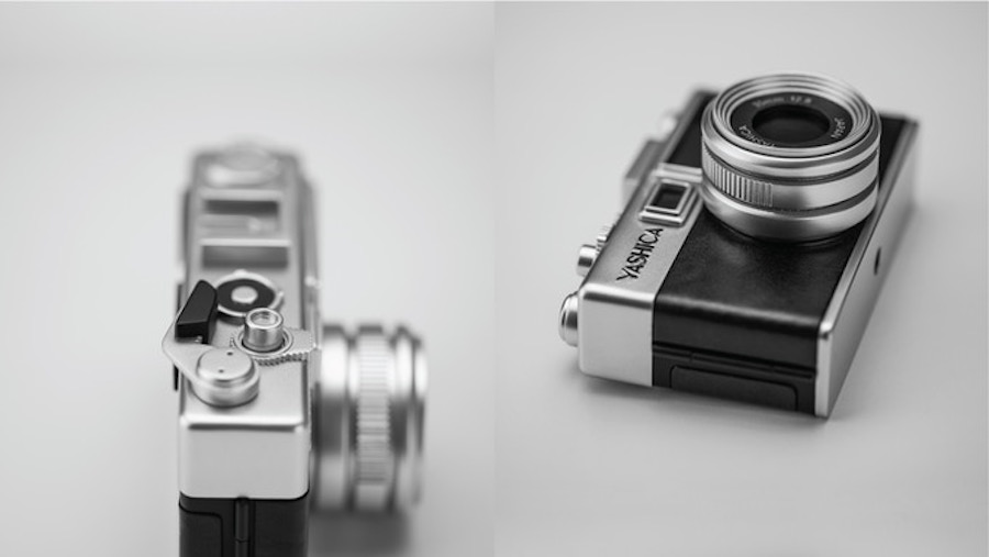 Yashica DigiFilm Camera Y35 Kickstarter Announced