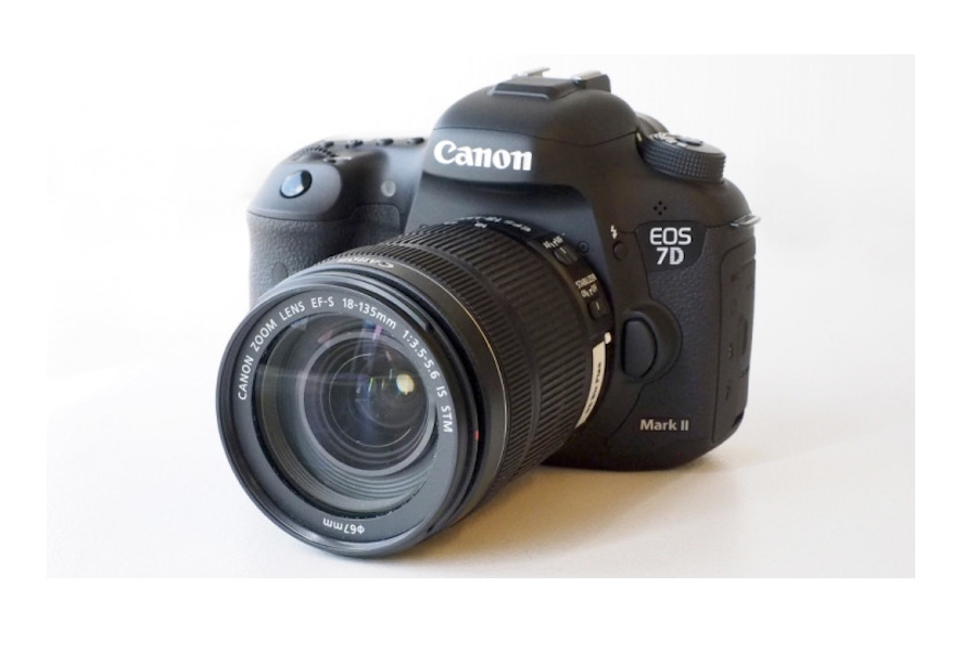 New Canon 32.5MP APS-C DSLR Camera Registered