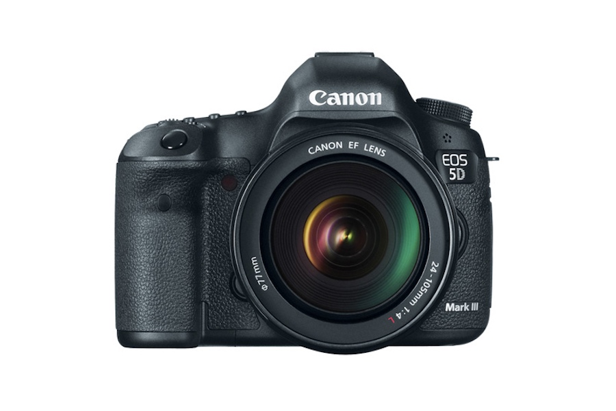 Canon EOS 5D Mark III v1.3.5, EOS 6D v1.1.8, EOS-1D X Mark II v1.1.4 Firmware Updates Released