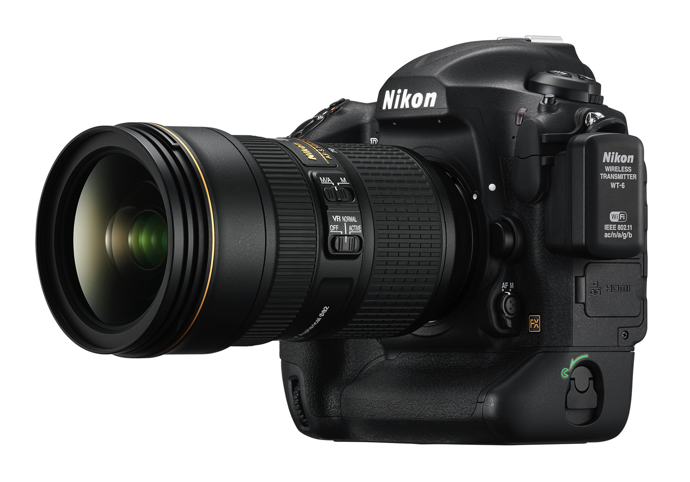 Nikon D5s Rumored to be Announced at CES 2018