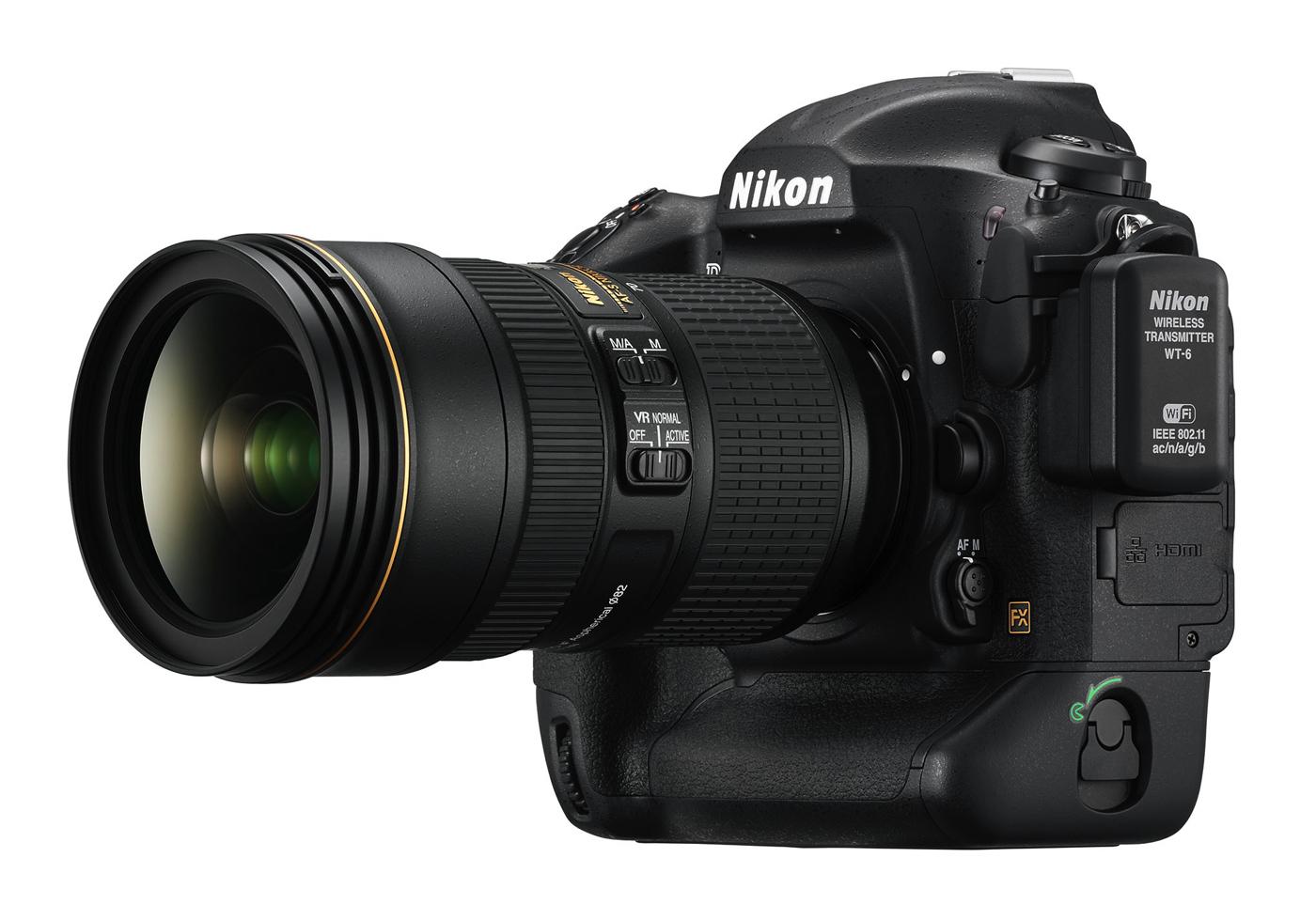 Nikon D5 firmware update version 1.30 released