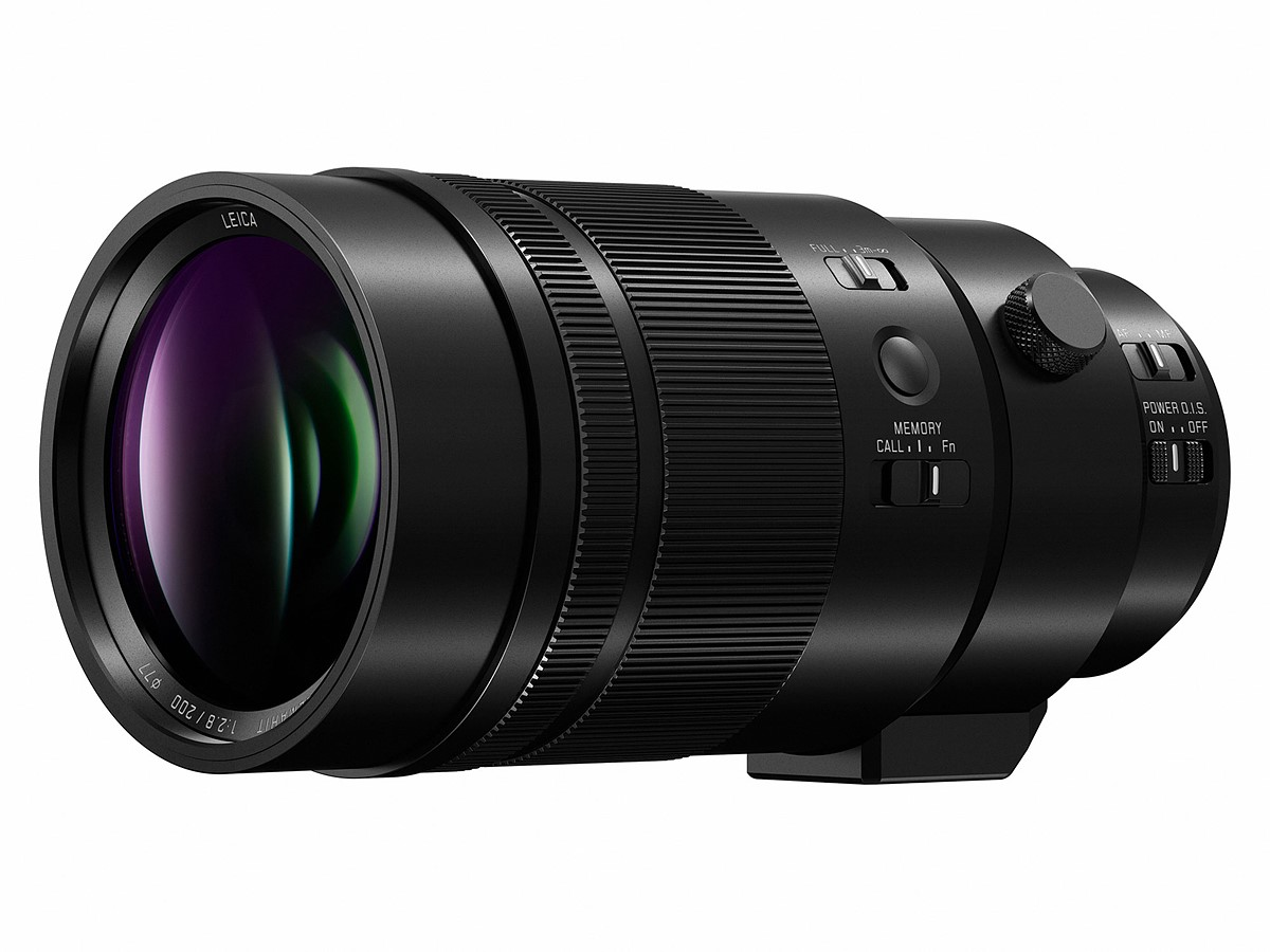 Panasonic announces Leica DG 200mm f/2.8 Telephoto Prime Lens