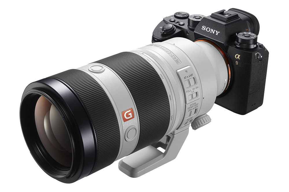 Sony FE 200-600mm Lens is in the Works