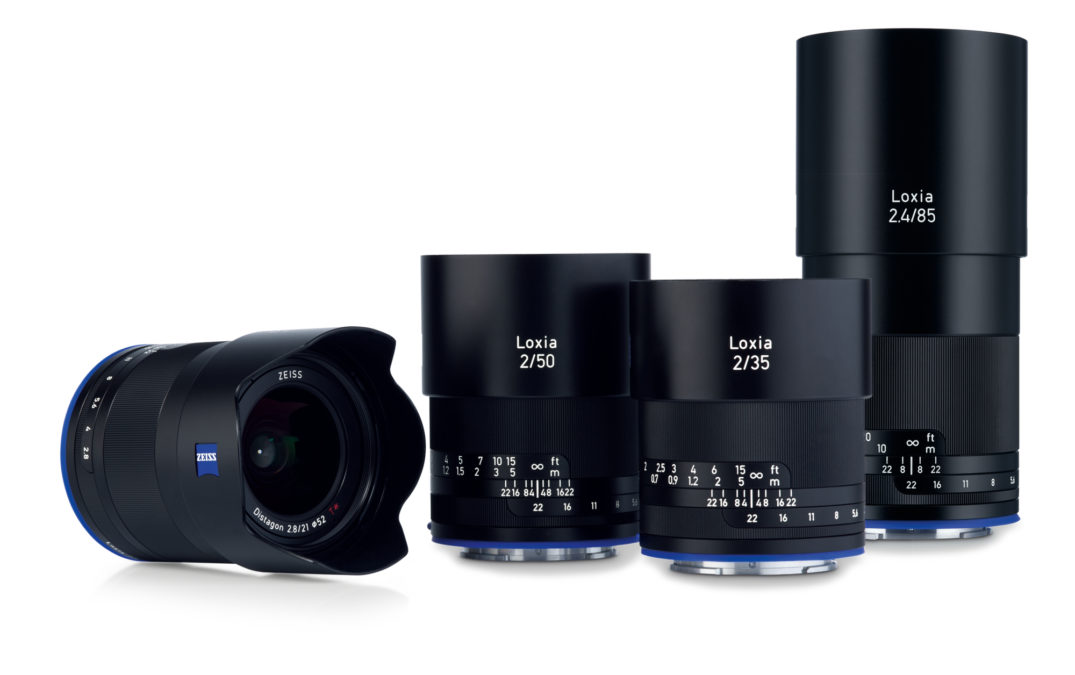 Zeiss Loxia 25mm f/2.4 Lens for Sony E-mount to be Announced Soon