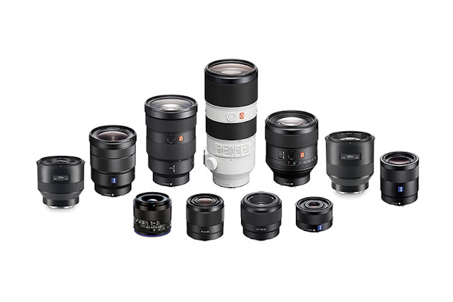 Best Sony Lenses 2018 – Prime and Zoom