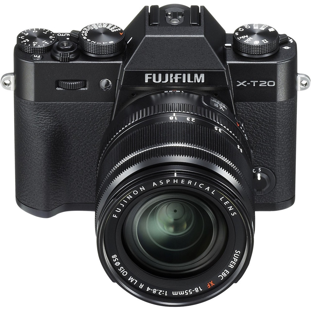 Fujifilm GFX 50S V3.0 and X-T20 V.2.0 Firmware Updates Coming Soon