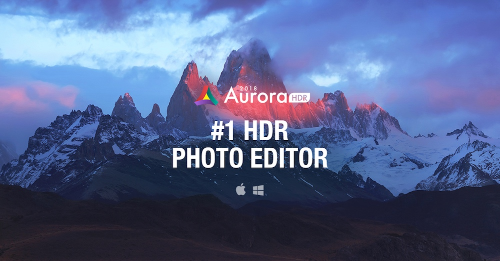 Macphun released Aurora HDR 2018 version 1.1.1