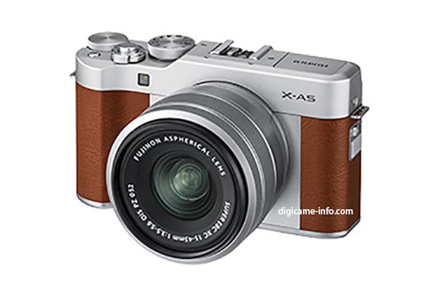 Fujifilm X-A5 with XC 15-45mm Lens Kit Image Leaked
