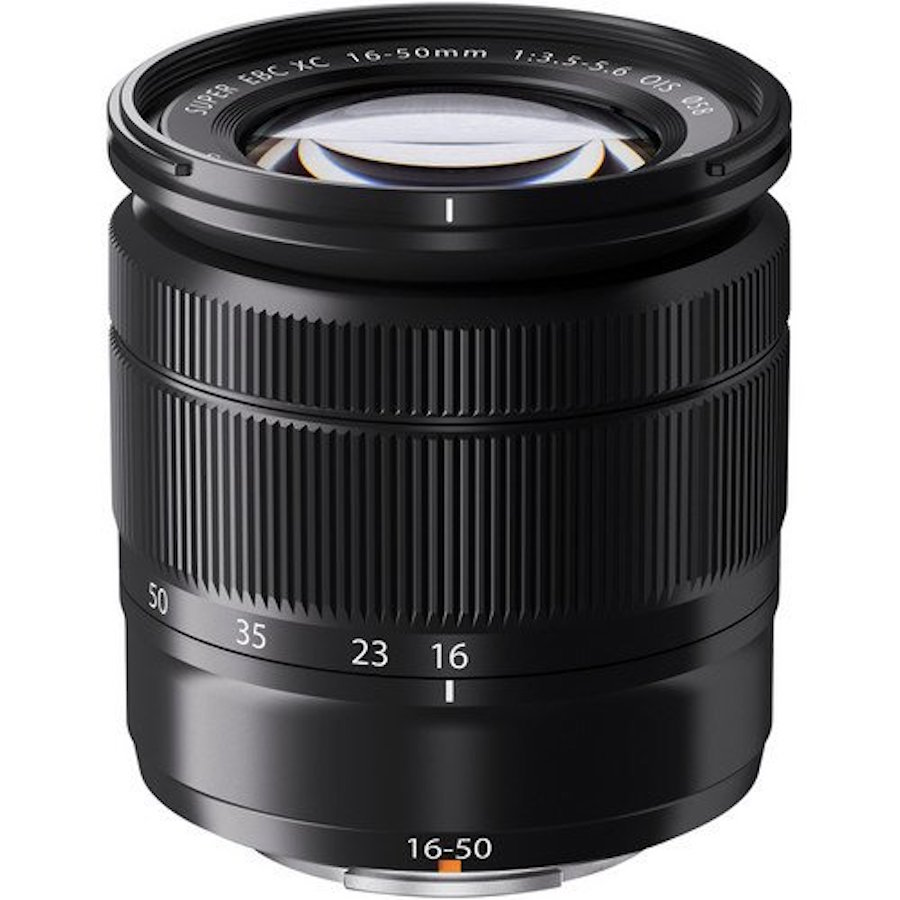 Fujifilm XC 15-45mm F3.5-5.6 OIS Lens Coming Soon