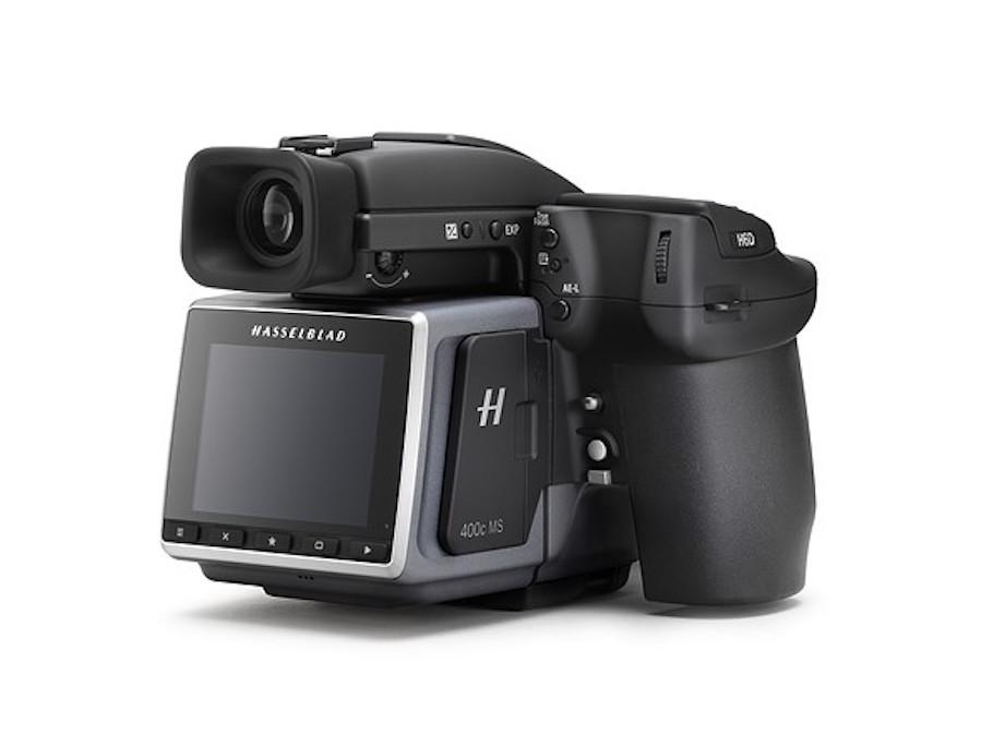 Hasselblad H6D-400c announced : 400 Megapixel Multi-Shot Camera