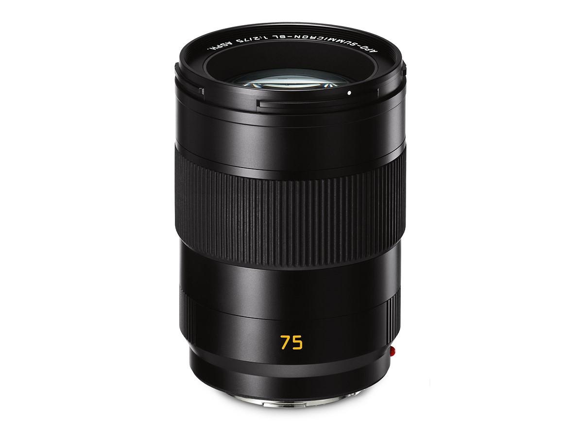 Leica announces the APO Summicron-SL 75mm f/2 and 90mm f/2 ASPH lenses