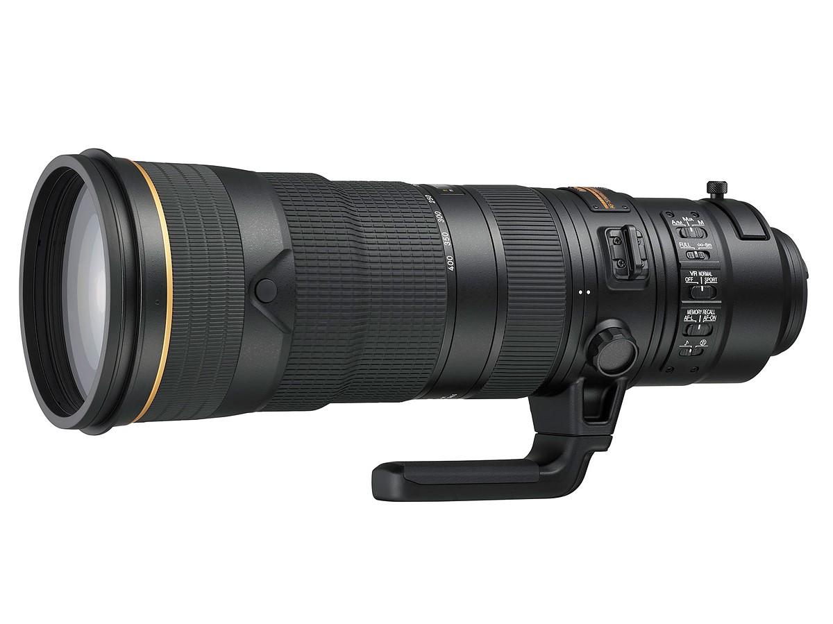 Nikon Announces AF-S NIKKOR 180-400mm f/4E TC 1.4 FL ED VR Lens