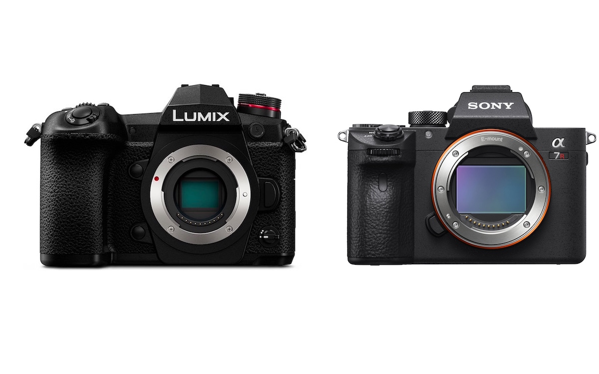 Panasonic G9 vs Sony A7R III - Comparison