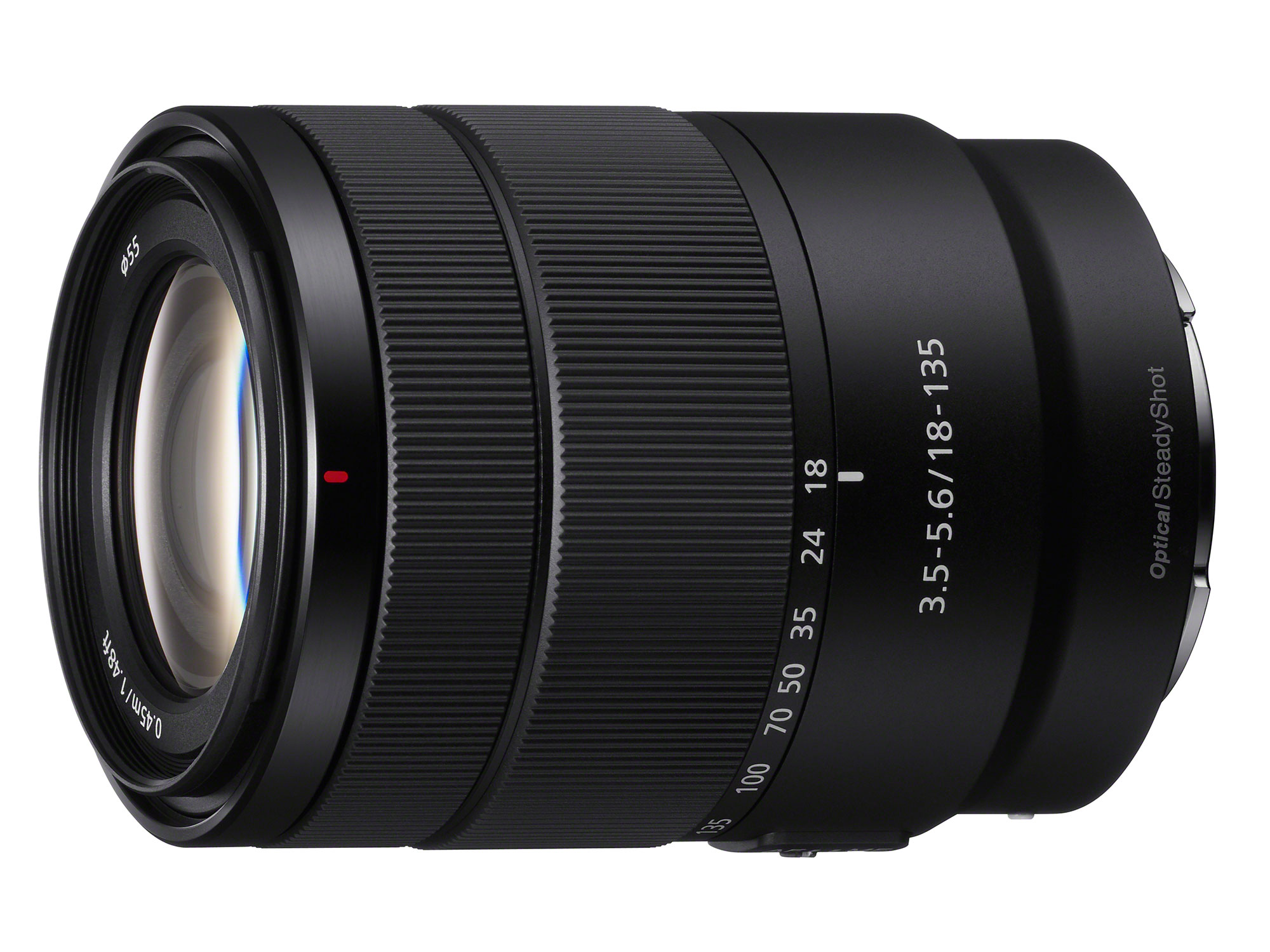 Sony E 18-135mm f/3.5-5.6 OSS Lens Announced, Price $598