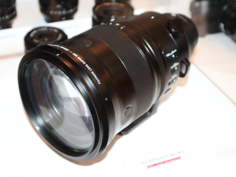 Fujifilm XF 200mm f/2 lens price to range between $4,900 – $5,000