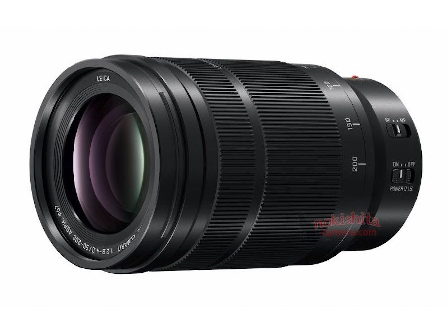 First Image of Panasonic Leica DG Vario-Elmarit 50-200mm f/2.8-4 ASPH Power OIS Lens