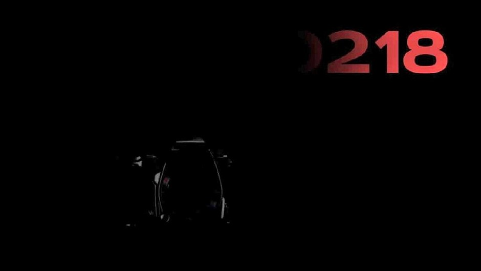 New Pentax K-1 Mark II DSLR camera teaser