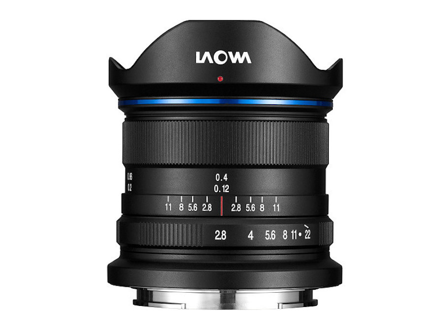 Laowa 9mm f/2.8 DL Zero-D Lens Announced for DJI Inspire 2
