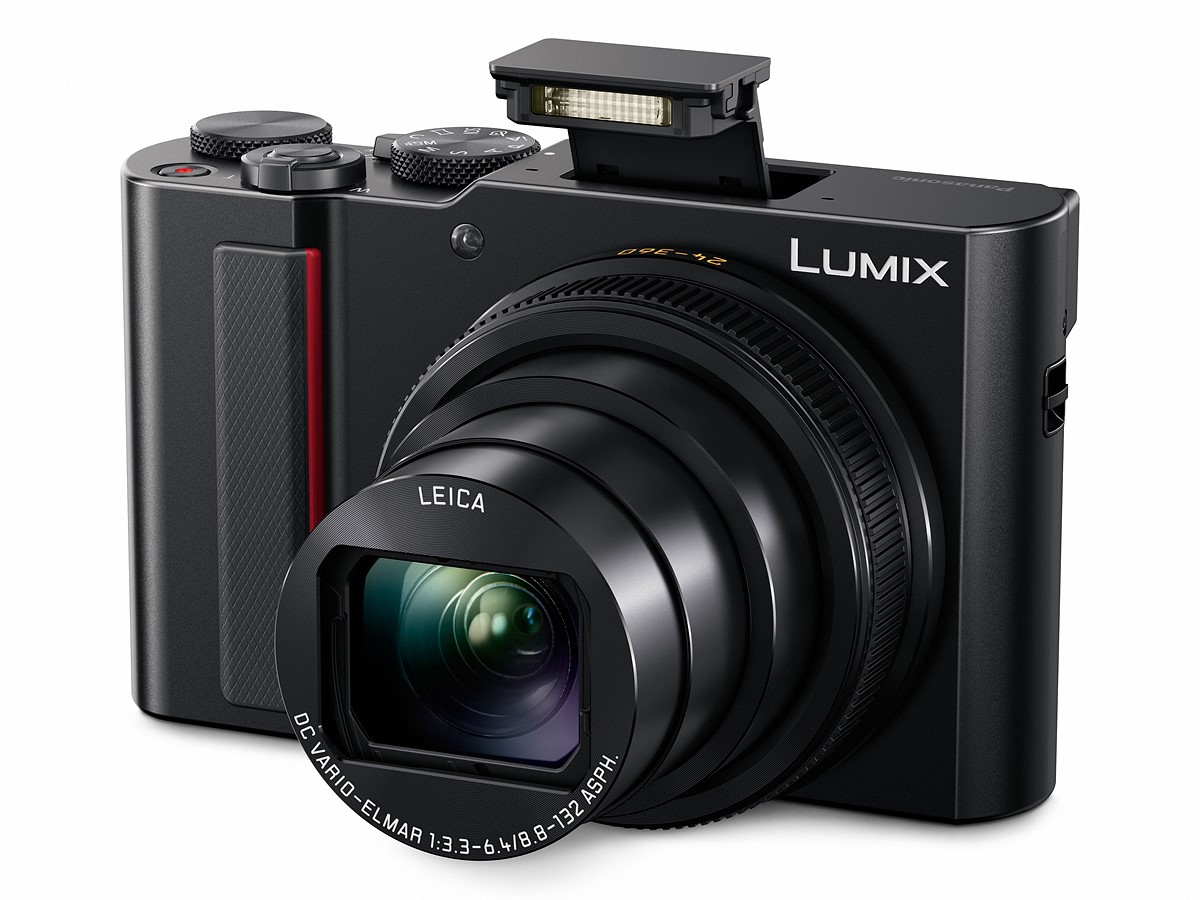 Panasonic Lumix DMC-ZS200 / TZ200 Officially Announced