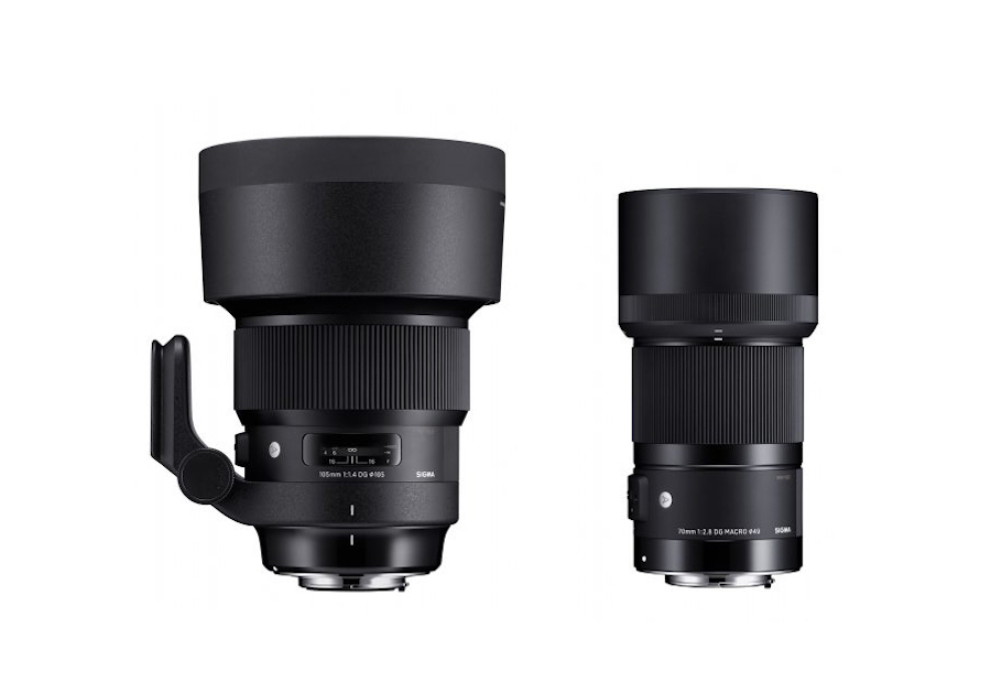 Sigma announces nine full-frame E-mount Art lenses