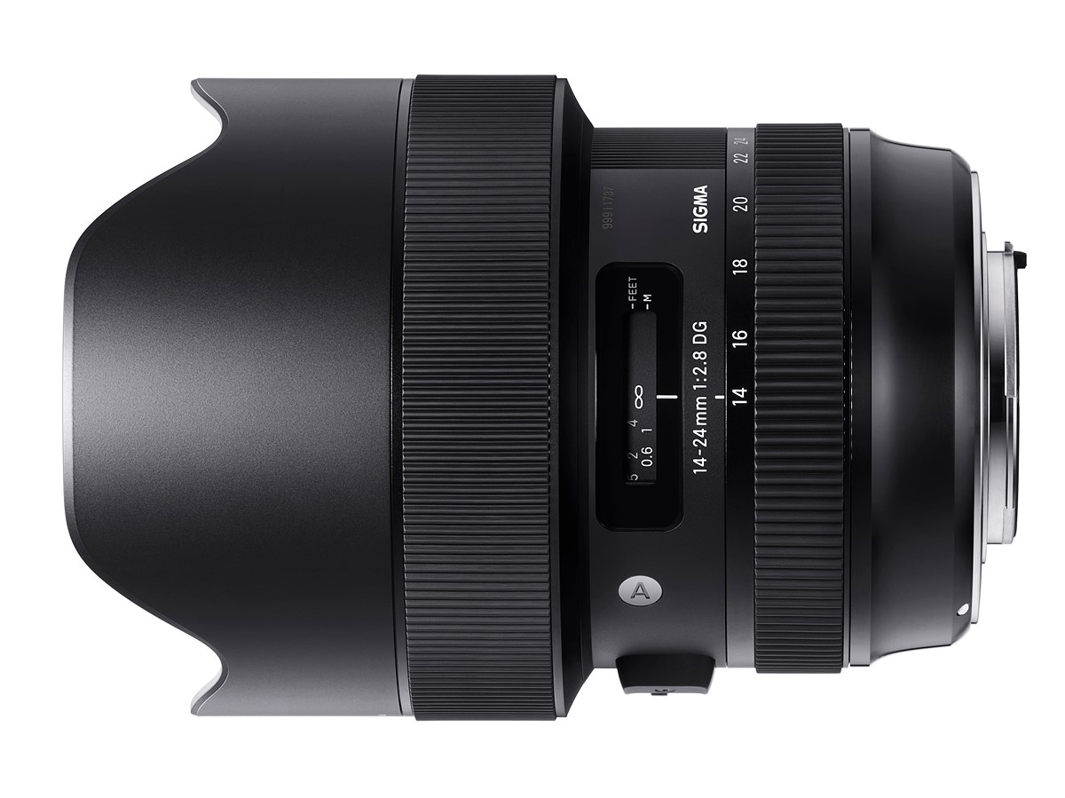 Sigma 14-24mm F2.8 DG HSM Art Lens Officially Announced