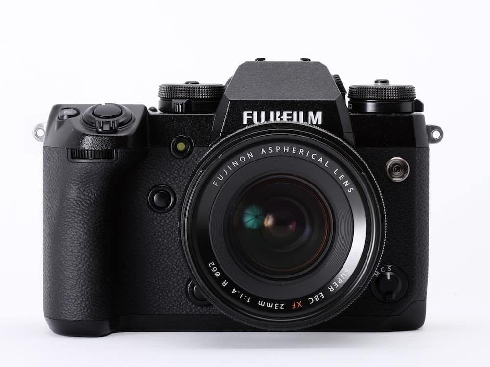 Fujifilm X-H2 Coming in early 2022 with 8K DCI/UHD Video