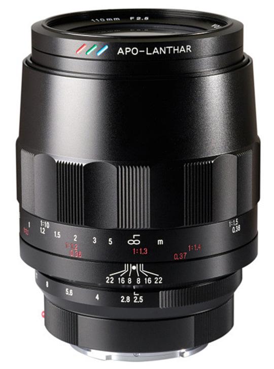 Voigtlander Macro APO Lanthar 110mm f/2.5