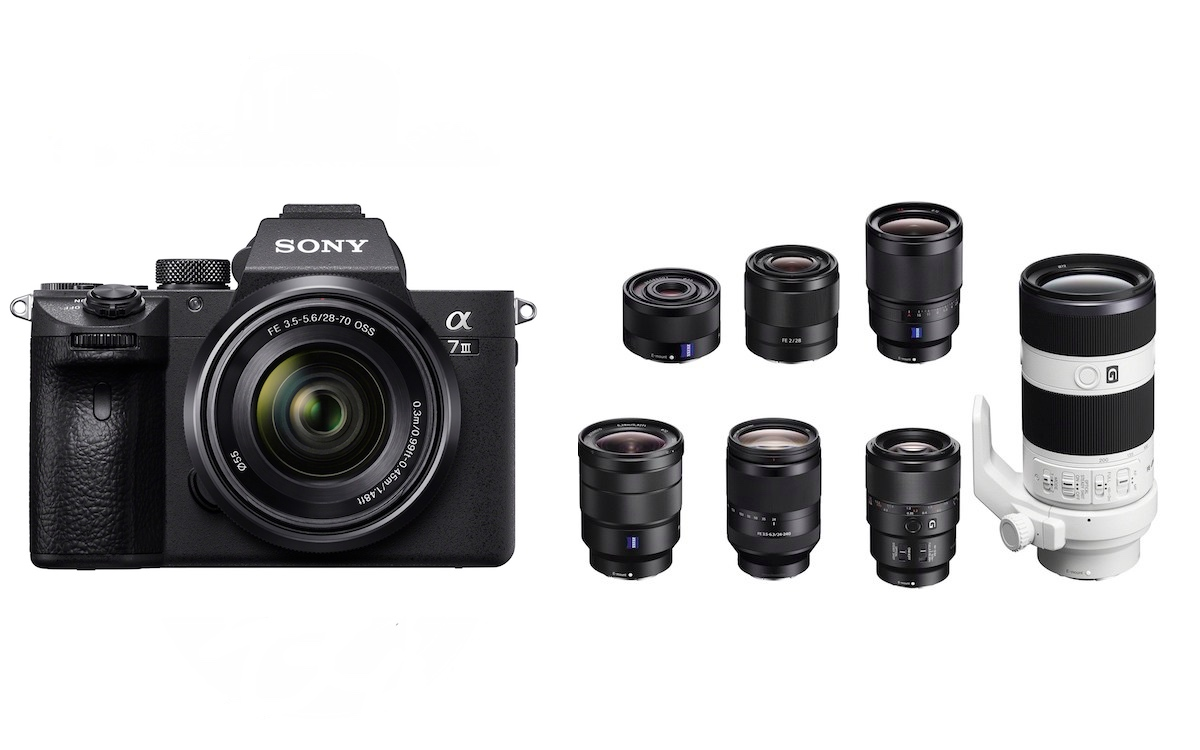 Best Lenses for Sony A7 III
