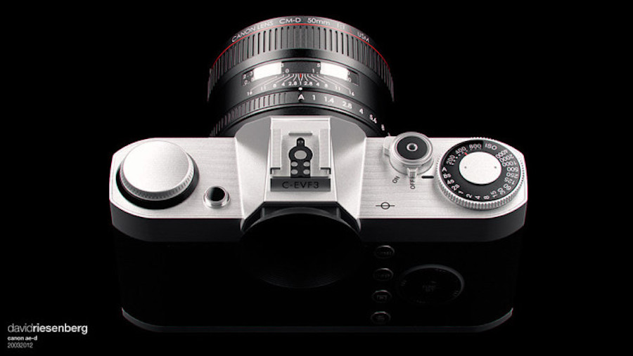 Canon Full Frame Mirrorless Camera Rumored Specifications