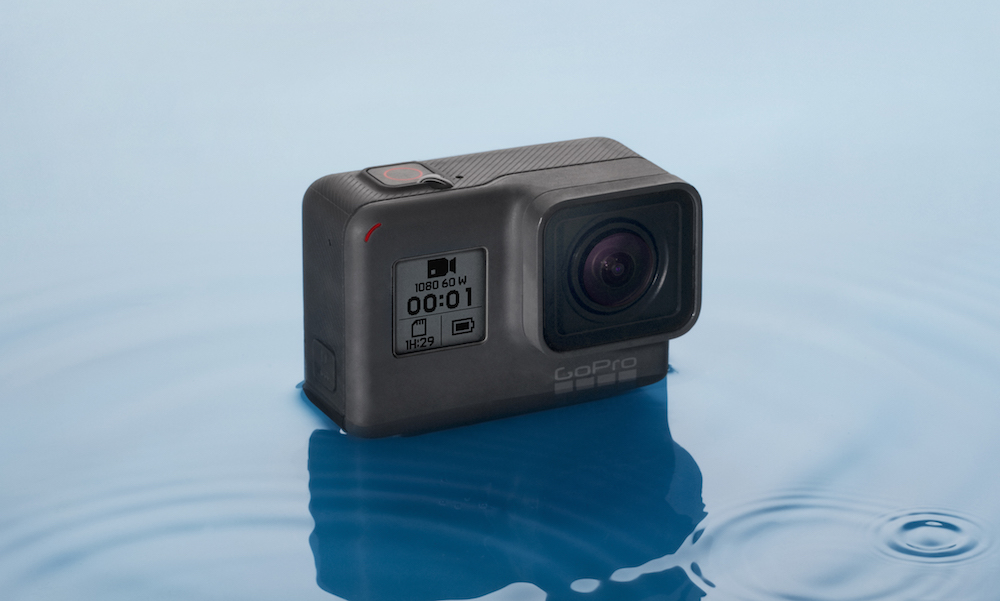 GoPro Launches Entry-Level HERO Camera 2018