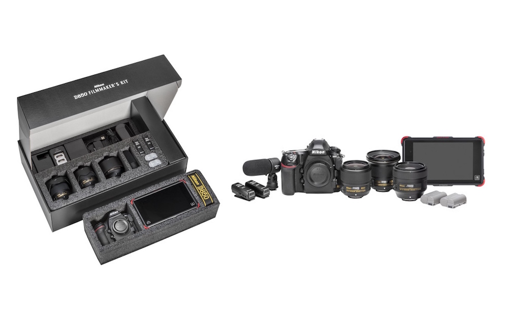 Nikon D850 Filmmaker's Kit Announced