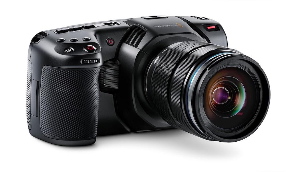 Blackmagic Design Pocket Cinema Camera 4K Announced, Price $1,295