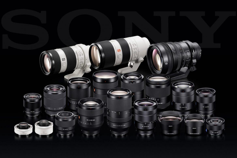List of Upcoming Sony Mirrorless Lenses 2019